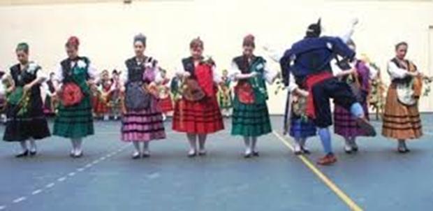 Danzas y bailes del oriente asturiano - Corri corri