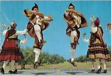 Danzas y bailes del oriente asturiano - Pericote